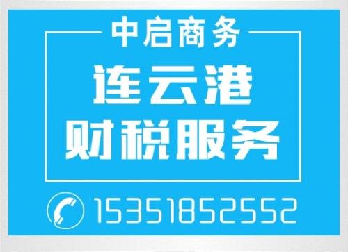 连云港财税服务